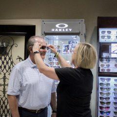 #19a Optical Services Oakley Brand